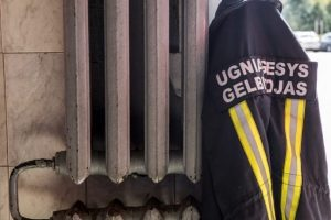 Klaipėdos rajone ugniagesys įtariamas sumušęs vyrą