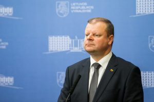 S. Skvernelis: Konkurencijos tarybos pozicija dėl kainų – keista