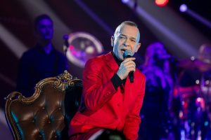 """""""Žalgirio"""" areną sudrebino K. Kerbedžio koncertas"""