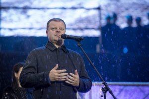 """Premjeras: roko opera """"Eglė"""" liudija mūsų istoriją"""