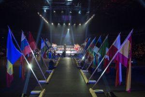 Pirmąją Lietuvos olimpinio čempiono turnyro dieną – net 29 bokso kovos