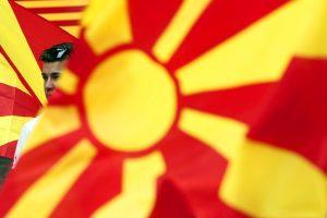 Makedonijoje prasidėjo referendumo dėl šalies pavadinimo kampanija