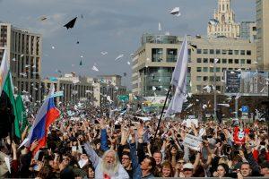 JAV atstovas: vieningos Europos nebus be Ukrainos ir Rusijos žmonių