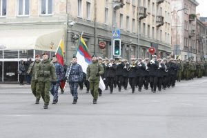 Klaipėdos iškilmingas karių paradas – Lietuvos kariuomenės šimtmečio proga