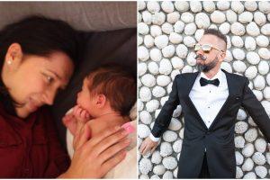 L. Adomaitis pristato dukrai skirtą dainą: ji padėjo sukurti tokį didingą meilės epą