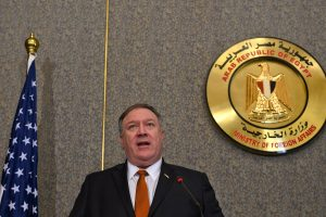 M. Pompeo: sprendimas išvesti karius iš Sirijos bus įgyvendintas