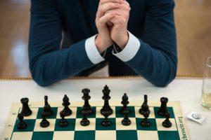 Lietuvos vyrai pasiekė įspūdingą pergalę šachmatų olimpiadoje