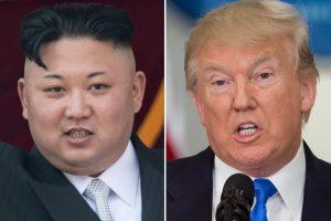 D. Trumpas atšaukė susitikimą su Kim Jong Unu