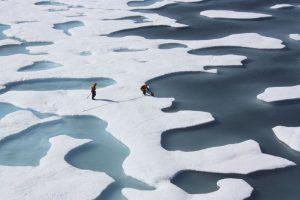 JAV: Arktis turi likti laisva ir atvira, nors Rusija ją laiko savo teritorija