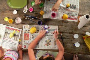 Norite ugdyti vaiko kūrybiškumą? Leiskite jam nuobodžiauti
