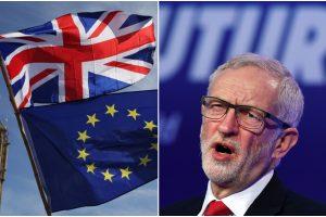 """Leiboristai remia reikalavimą surengti naują referendumą dėl """"Brexito"""""""