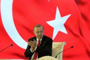 Ar R. T. Erdoganas užsimojęs atkurti Osmanų imperiją?