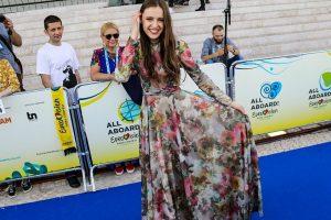 """I. Zasimauskaitė: pasirodymas – lengviausia """"Eurovizijos"""" dalis"""