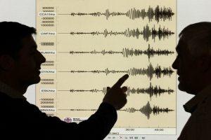 Graikijos pietinę pakrantę supurtė 5,5 balo žemės drebėjimas