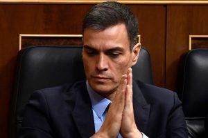 Ispanijos parlamentui atmetus biudžetą premjeras sušaukė pirmalaikius rinkimus