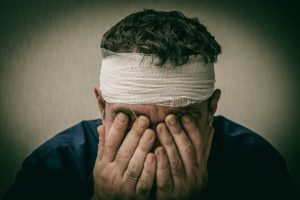 Po galvos smegenų traumos išgelbėtas vyras: tai mano naujas gyvenimo etapas