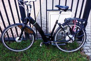 Pareigūnai prašo atsiliepti savininkus: gal tai jūsų rastas dviratis?