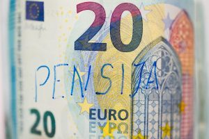 Pensijas kaupiantiems gyventojams – beveik 10 mln. eurų iš valstybės biudžeto