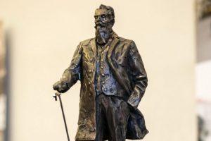 Vilnius švenčia J. Basanavičiaus 167-ąjį gimtadienį