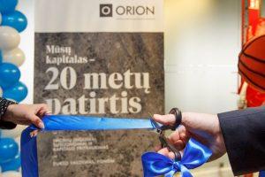 """""""Orion"""" Baltijos šalių įmonėms pasiūlys plėtros instrumentą"""