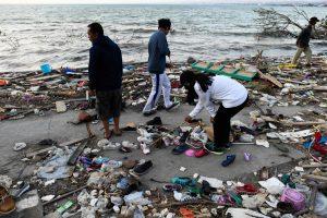Indonezijoje po žemės drebėjimo skubios pagalbos reikia apie 191 tūkst. žmonių