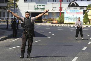 Indonezijos dvasininkui dėl 2016-ųjų teroro akto skirta mirties bausmė