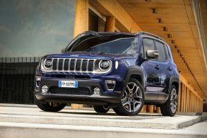 """Atskleidė, kada Lietuvoje pasirodys atnaujintas populiariausias """"Jeep"""""""