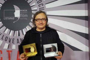 """Pasaulinis triumfas: jau antram A. Matelio filmui atiteko garbė siekti """"Oskaro"""""""