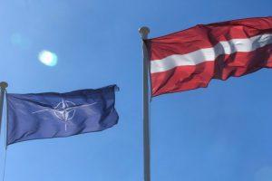 Latvijos parlamentas svarstys pasiūlymą suvaržyti Rusijos propagandą per televiziją