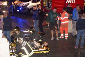 Romoje sugedus eskalatoriui sužeista daugiau kaip 20 žmonių