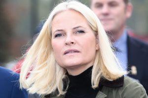 Norvegijos kronprincesei M. Marit diagnozuota nepagydoma liga
