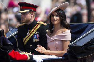 Princas Harry su žmona surengs vizitą į Australiją ir Naująją Zelandiją