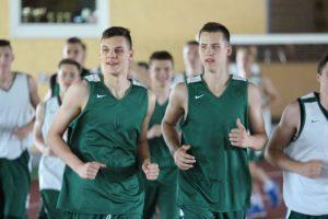 Aštuoniolikmečiai neatsilaikė prieš Latvijos krepšinio rinktinę