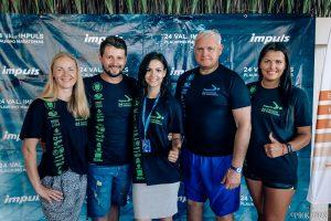 Klaipėdoje užfiksuotas 24 valandų plaukimo maratono rekordas