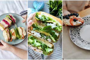 Patiks išrankiausiems: smagios sumuštinių idėjos vaikams (receptai)