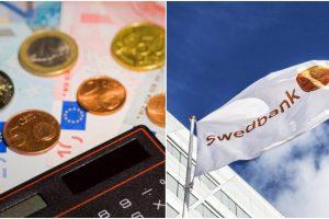 """""""Swedbank"""" pinigų plovimo skandalas gilėja: atskleista 9 mlrd. eurų įtartinų mokėjimų"""