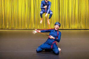 Klaipėdoje – šokis mažiesiems iš rytinės Kanados pakrantės