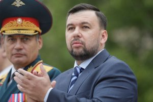 """Rytų Ukrainos """"respublikos"""" išsirinko separatistų lyderius"""