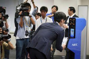 Olimpinėse žaidynėse 2020-aisiais bus įvesta veidų atpažinimo sistema