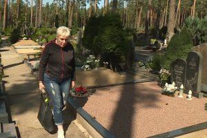 Staiga mirusį ukmergiškį be artimųjų žinios palaidojo girtas kaimynas