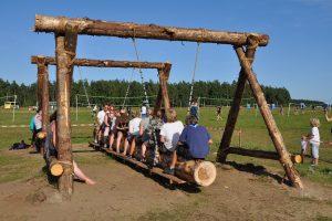 Apklausa: tėvams sunkiai įkandamos vaikų vasaros stovyklos