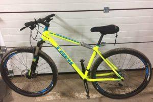Nukentėjusioji nuo vagių prašo pagalbos (ar jūsų dviratis pažymėtas?)