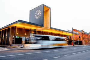 Į Berlyną autobuso keleivis vežėsi 3,3 kg narkotikų