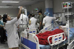 Per avariją Indijoje nukentėjusi lietuvė pervežta į Delio ligoninę