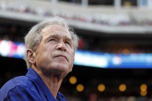 G. W. Bushas savo tėvo biografiją pasauliui atskleidžia kitu kampu