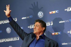 S. Stallone padėjo susižadėti gerbėjų porai