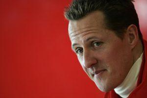 Buvusio lenktynininko M. Schumacherio būklė gerėja