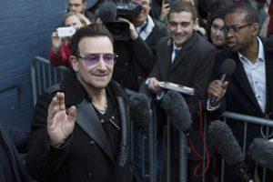U2 lyderis Bono atsisako investicijų Lietuvoje
