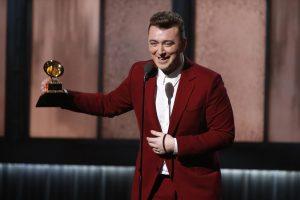 """Daugiausiai """"Grammy"""" apdovanojimų susišlavė S. Smithas"""