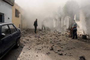 Turkijos kariuomenė Irake nukovė 32 džihadistus